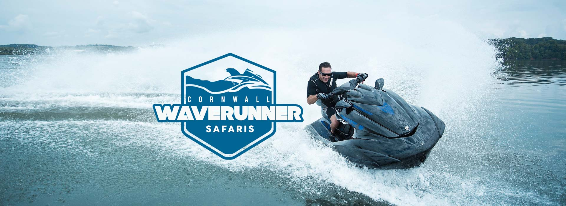 Cornwall Waverunner Safaris Jet Ski Hire and Safaris Newquay Cornwall