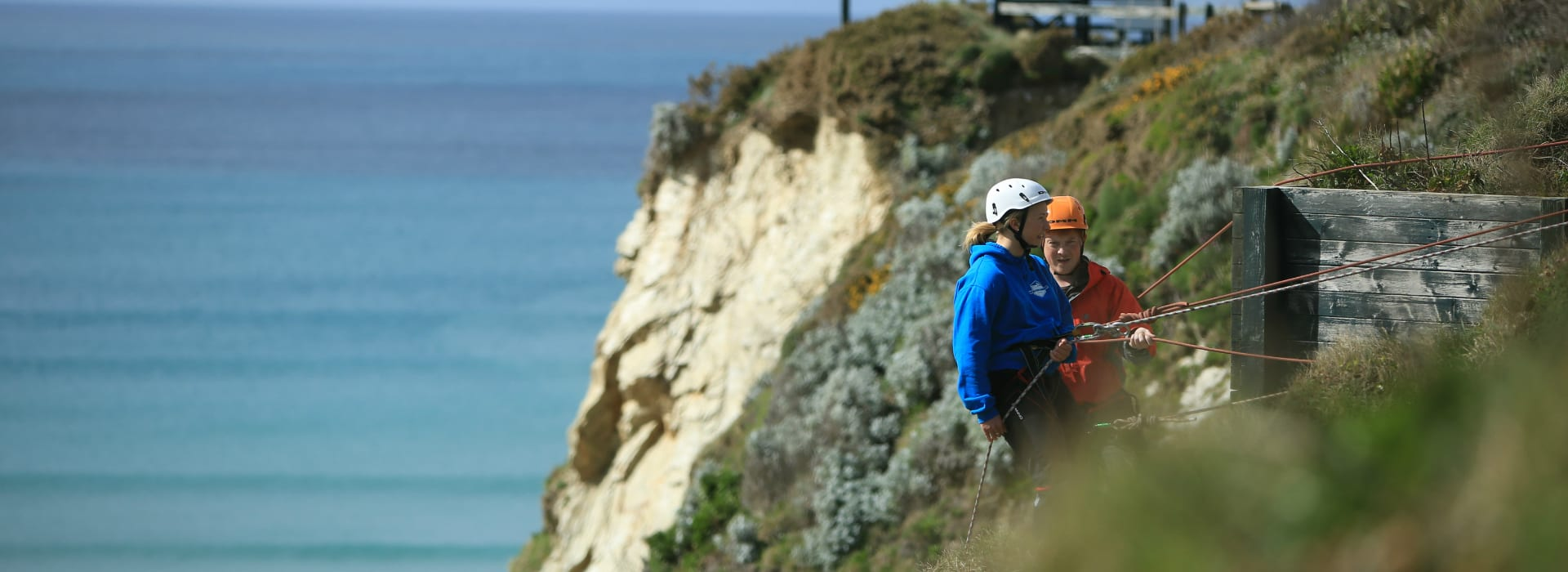Abseiling Newquay Cornwall Family fun whatever the weather, family fun activity days out