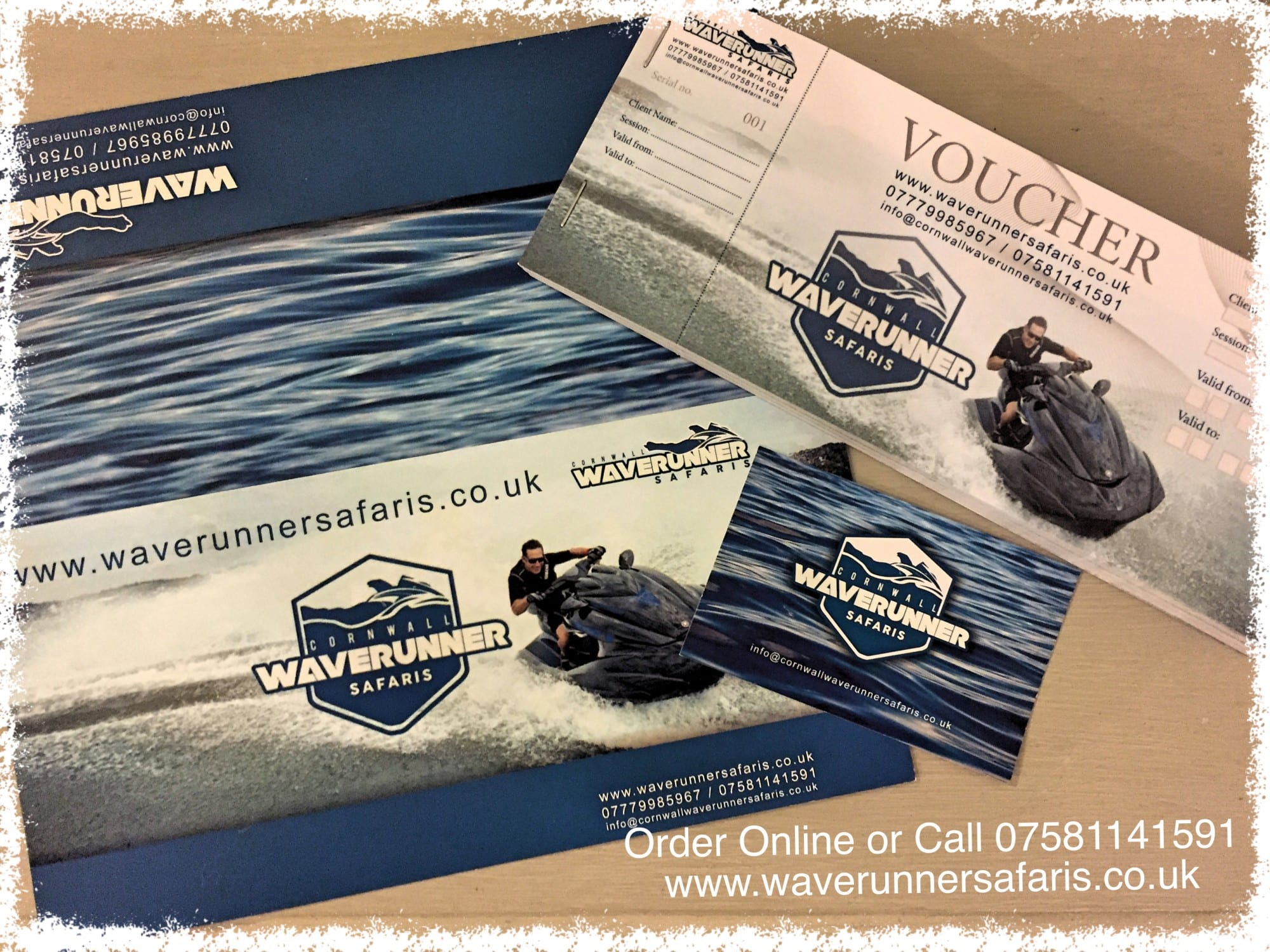 Jet Ski Safari Voucher Package