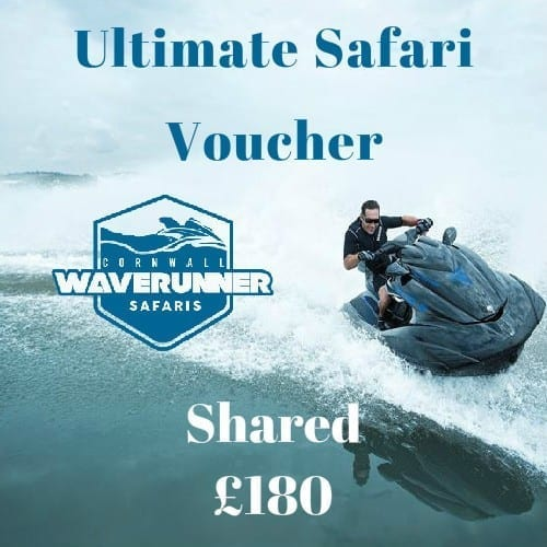 Shared Ultimate Safari Gift Voucher