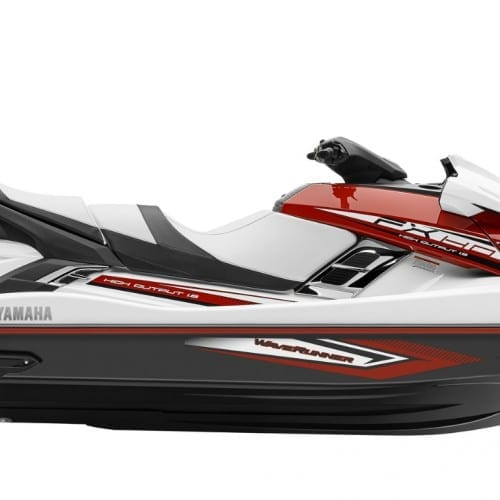 New Yamaha Waverunner FX HO For Sale