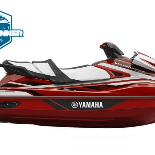 New Yamaha Waverunner Gp1800 Red