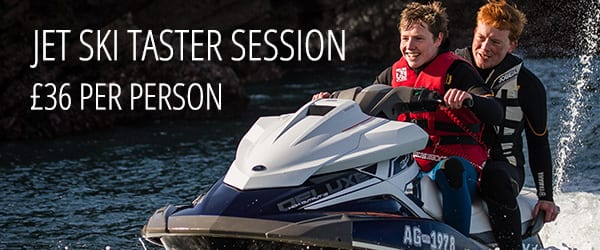 Jetski taster session newquay cornwall