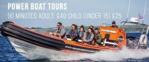 Powerboat Tours