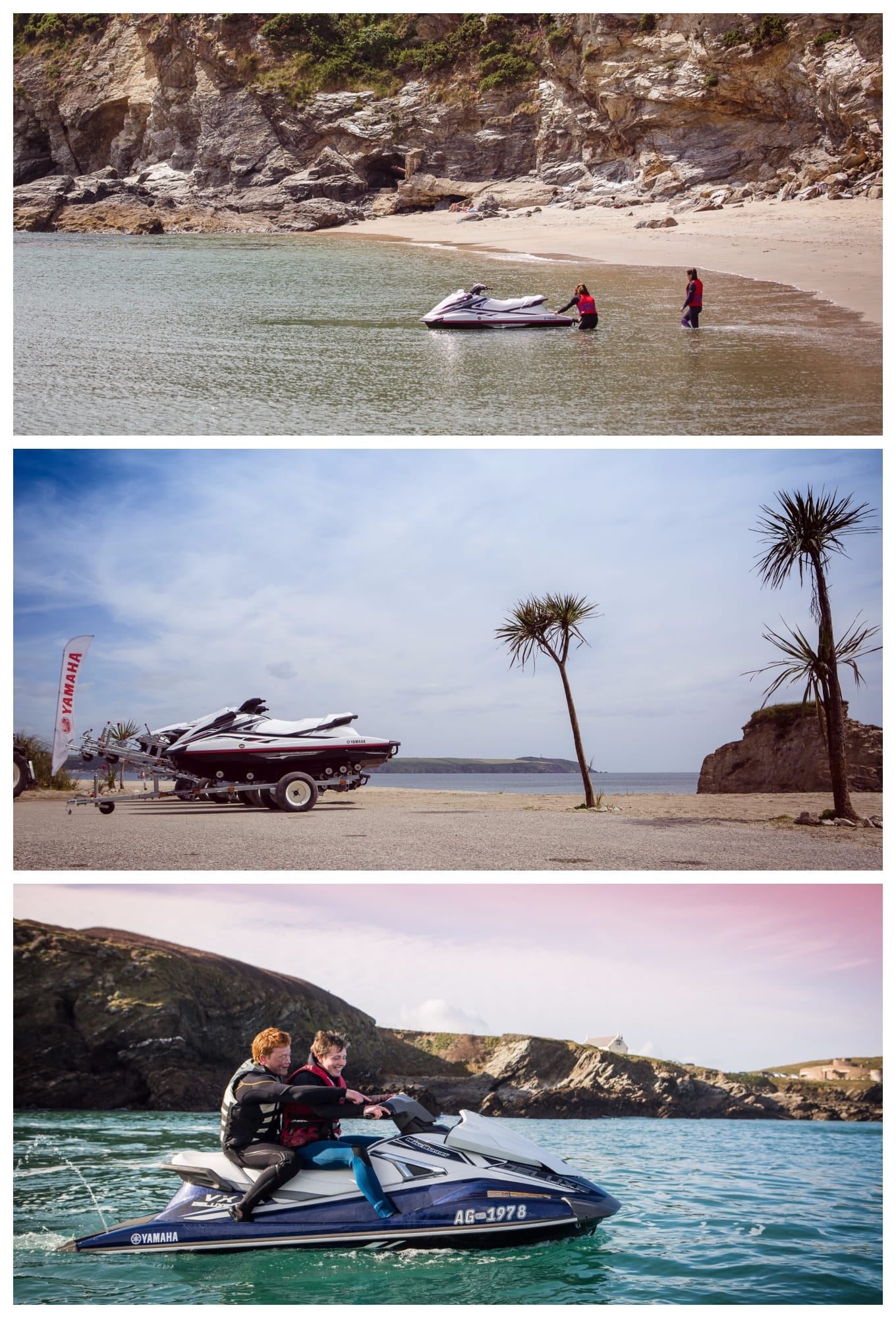 Jet Ski Taster Session Cornwall