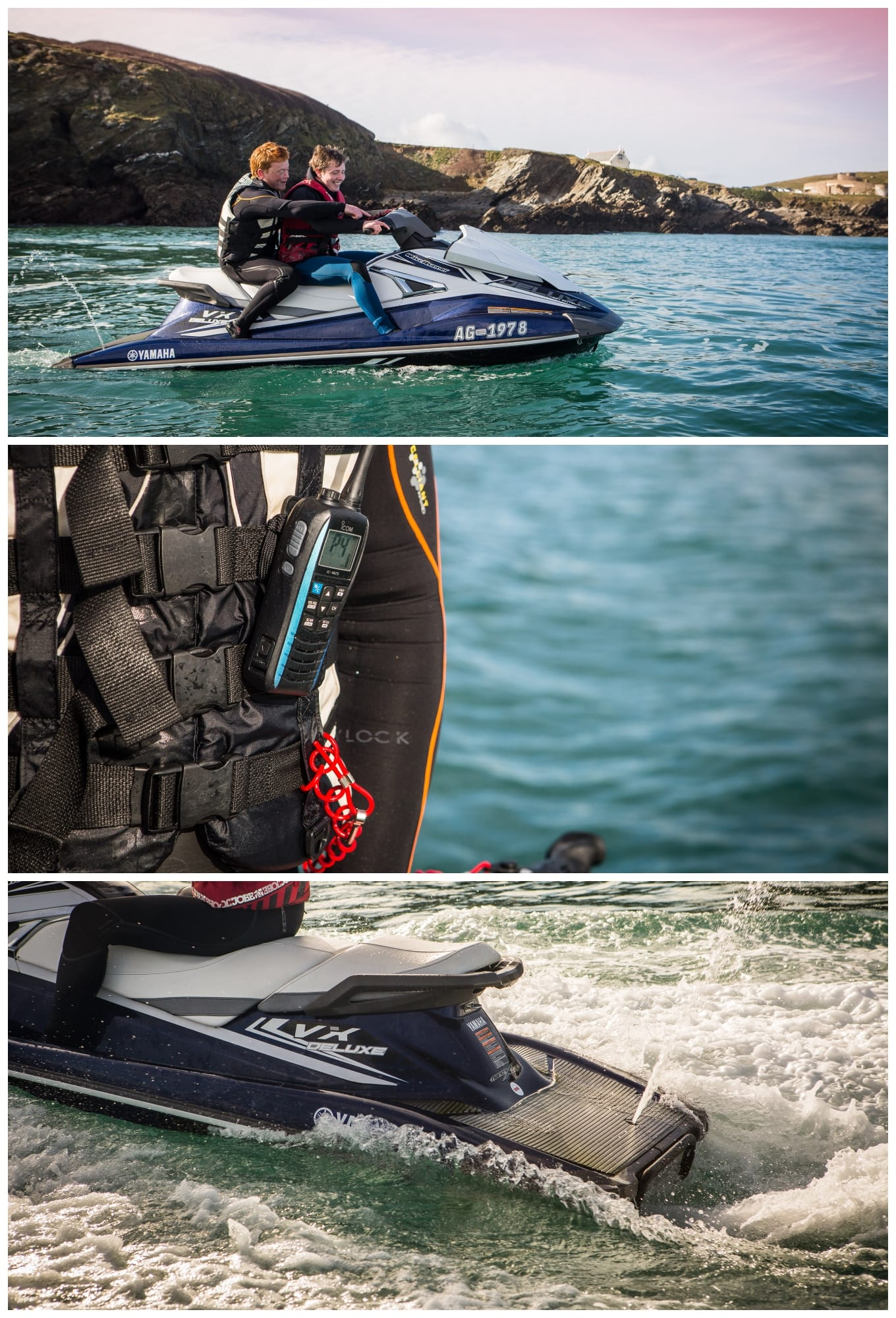 RYA Personal Watercraft Courses in Cornwall