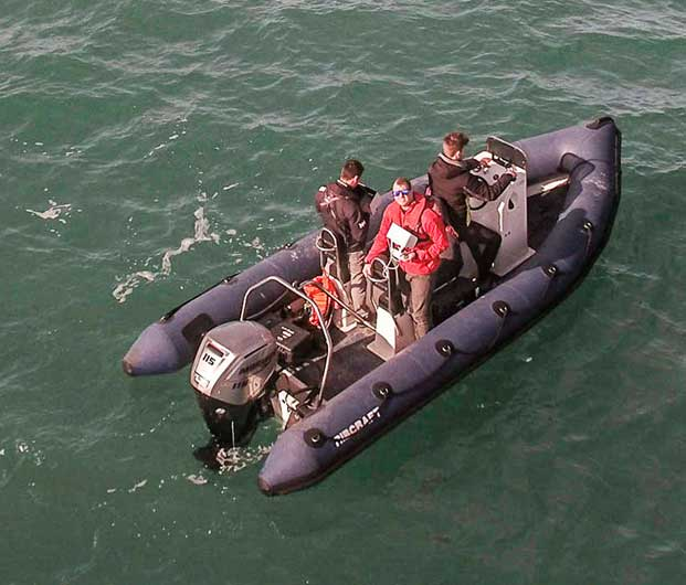 Jet Ski Filming and Location Support