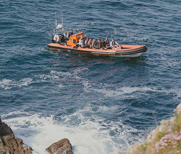 Power Boat Tours In Newquay