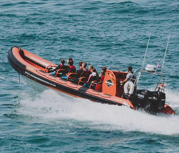 Private Charter Power Boat Tours In Newquay