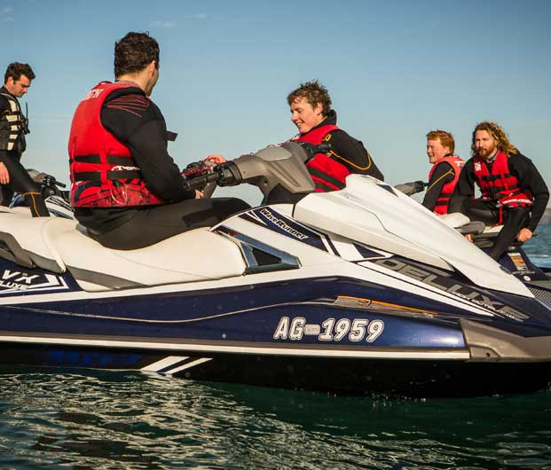 RYA Personal Watercraft Courses in Newquay, Cornwall